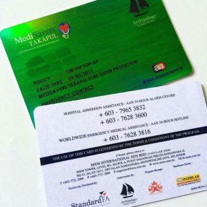 Madisavers Medical card
