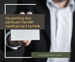 Medical Card Terbaik – Panduan Memilih