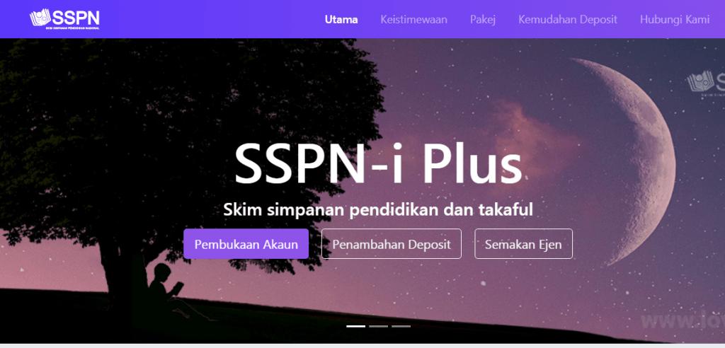 Cara Daftar Sspn Online