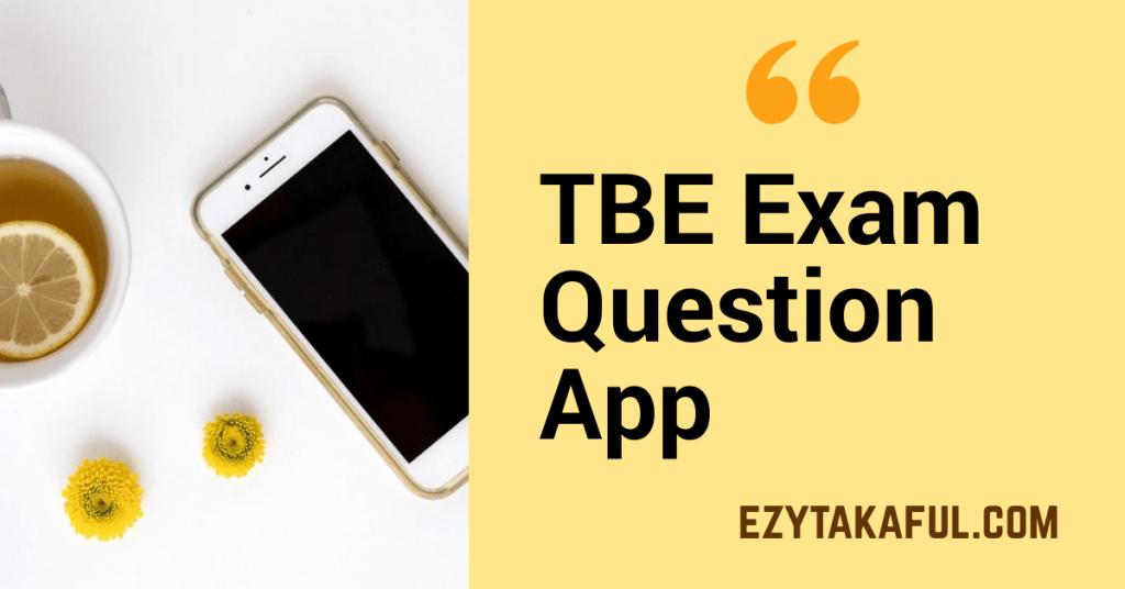 TBE Exam Question App